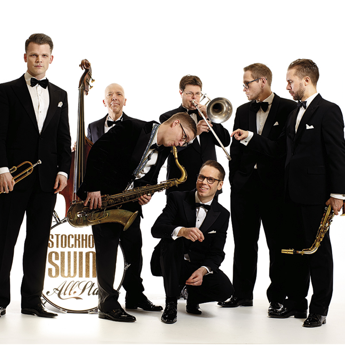 Stockholm Swing All Stars på Göteborgs Konserthus den 2 feb 2019
